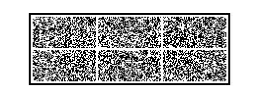 Barroco code examle - secure 2D code - aolej.com