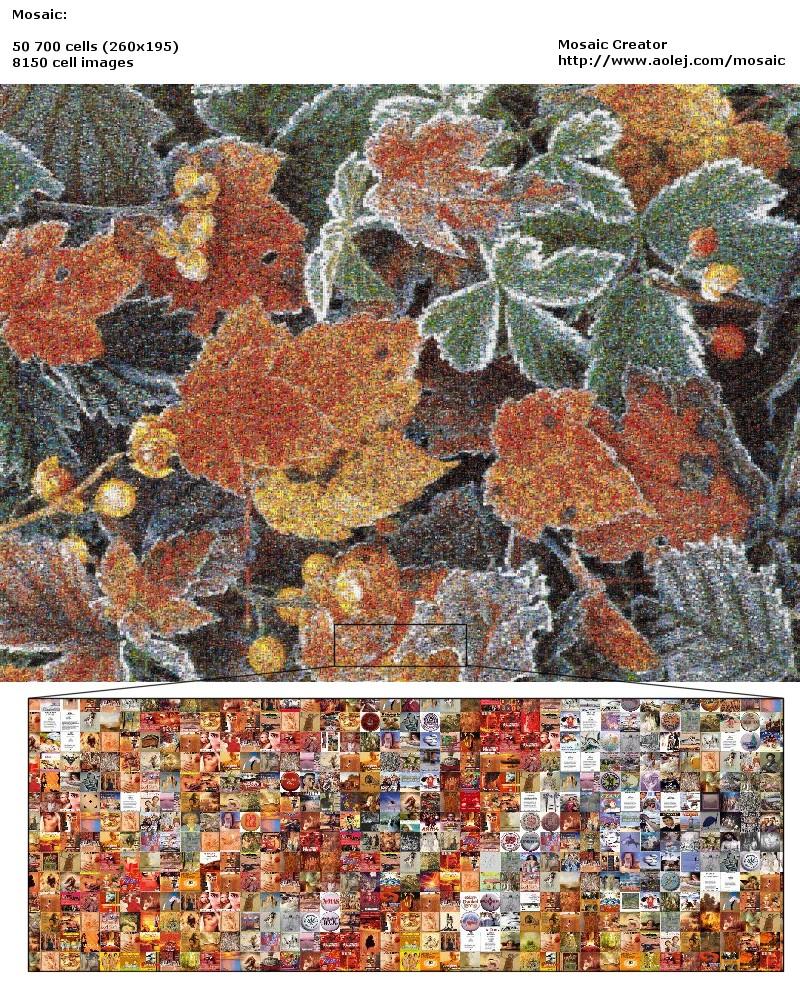 Mosaic Creator Gallery | aolej com