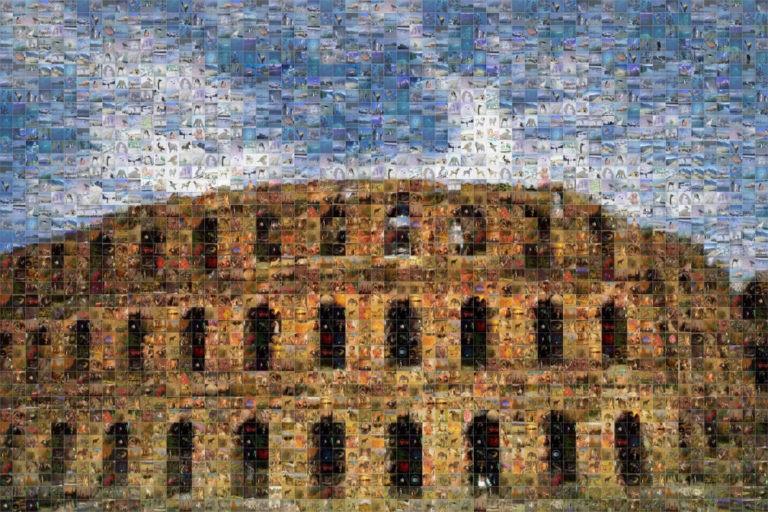 Colosseum - Mosaic Creator - Photo mosaic software
