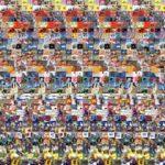 3D Stereogram - Stereogram Explorer