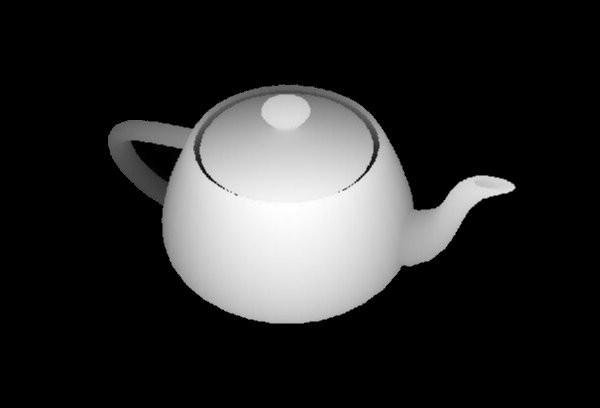 Stereogram depth map teapot - Stereogram Explorer