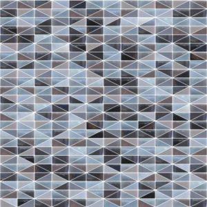Tile mosaic triangle pattern - Mosaic Creator