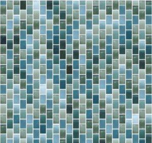 Tile mosaic brick pattern - Mosaic Creator