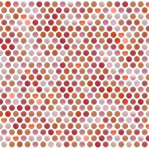 Tile mosaic circles pattern - Mosaic Creator