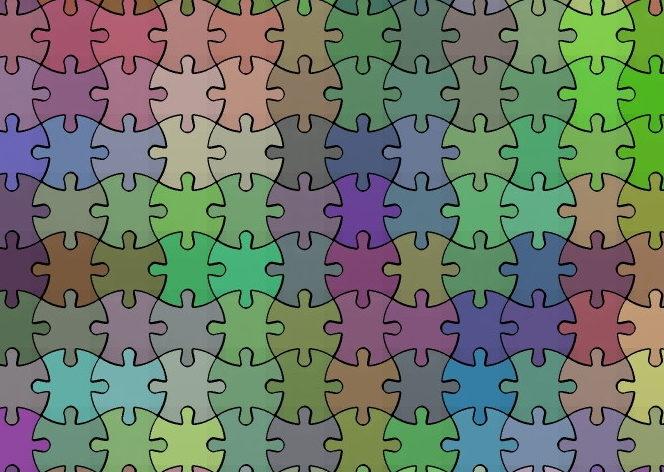 Puzzle mosaic pattern editor tutorial - Mosaic Creator