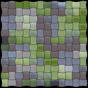 Tile mosaic pattern - Mosaic Creator